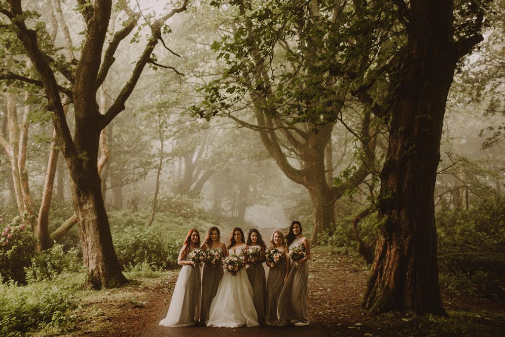 wedding at dunskey estate